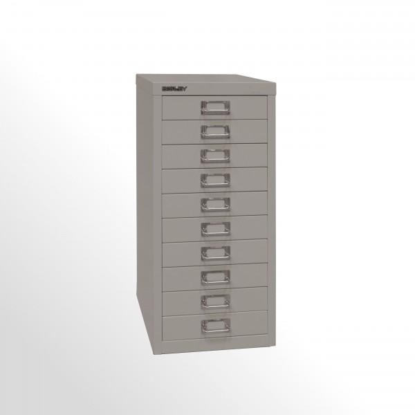 Schubladenschrank - Bisley MultiDrawer™, 29er Serie, DIN A4, 10 Schubladen