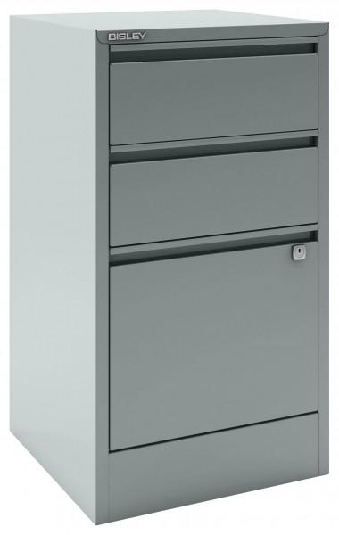 Bisley Beistellschrank - Home Filer, 2 Universal-, 1 HR-Schublade