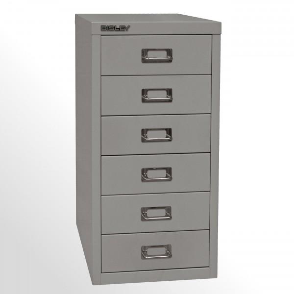Schubladenschrank - Bisley MultiDrawer™, 29er Serie, DIN A4, 6 Schubladen