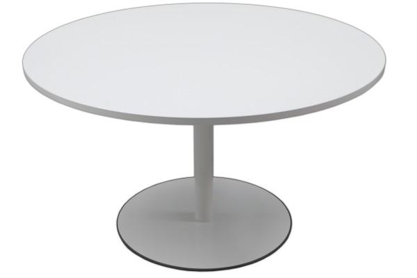 Günstiger, gebrauchter Besprechungs- und Konferenztisch - Rundtisch - Ø 1200 mm