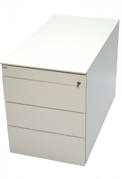 Gebrauchter Bene Rollcontainer - Weiß
