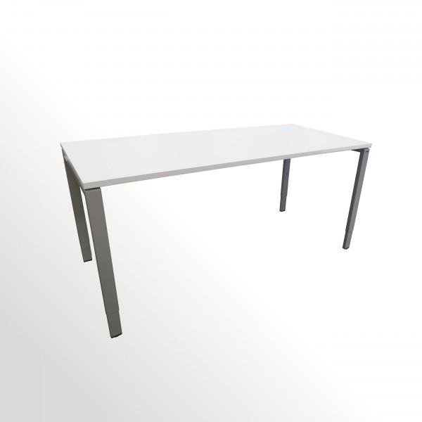 Gebrauchter Schreibtisch | 1800 x 800 mm | mit neuer Arbeitsplatte und gebrauchtem Bene-Gestell