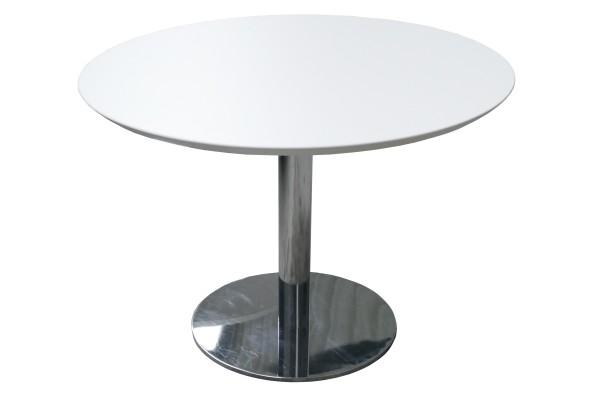 Gebrauchter Design-Besprechungs- und Konferenztisch - Ø 900 mm
