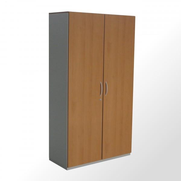 Gebrauchter Steelcase Garderobenschrank - Buche Dekor - B 1000 mm