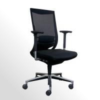 Gebrauchter Klöber Duera Bürodrehstuhl - Drehstuhl - mit Netzrücken