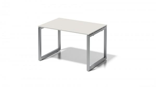 Bisley Cito Schreibtisch, 740 mm höhenfixes O-Gestell, B 1200 x T 800 mm