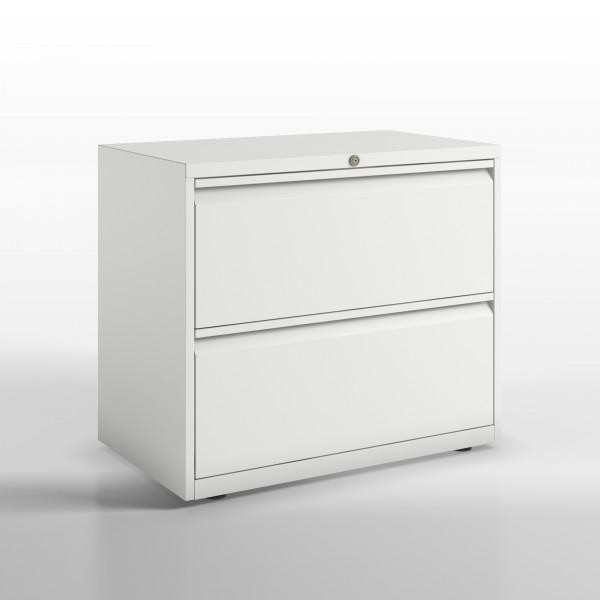 Bisley Hängeregistraturschrank Essentials, 2 Hängeregistratur à H 304 mm