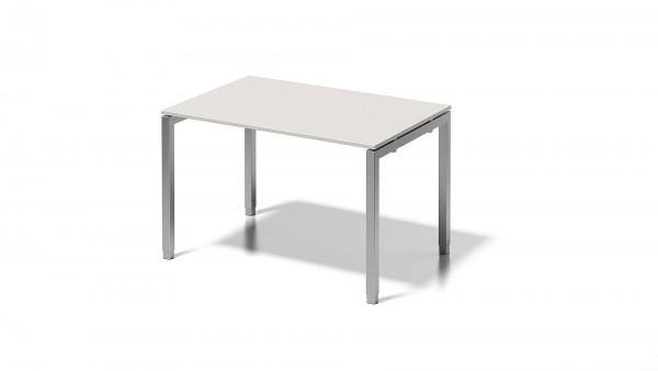 Cito Schreibtisch, 650-850 mm höheneinstellbares U-Gestell, B 1200 x T 800 mm