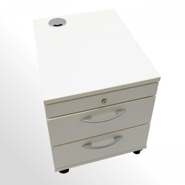 Gebrauchter Rollcontainer - Beistellcontainer - Druckercontainer von König+Neurath