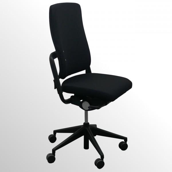 Günstiger, gebrauchter Rhode & Grahl Xenium Bürodrehstuhl ohne Armlehnen