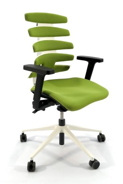 Günstiger SITAG SITAGWAVE Bürodrehstuhl - Stoff grün ++Sonderpreis++