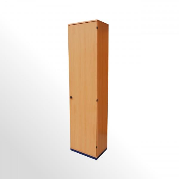 Gebrauchter Werndl Garderobenschrank - Buche Dekor - Türanschlag rechts - 600 mm