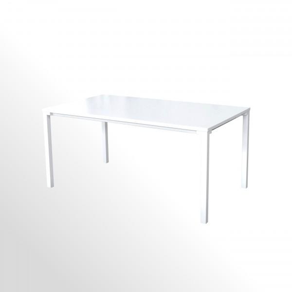 Gebrauchter Steelcase Schreibtisch - Arbeitstisch - 1600 x 900 mm - weiß