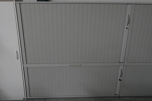 Gebrauchter Werndl Rollladenschrank - Aktenschrank - 2-teilig