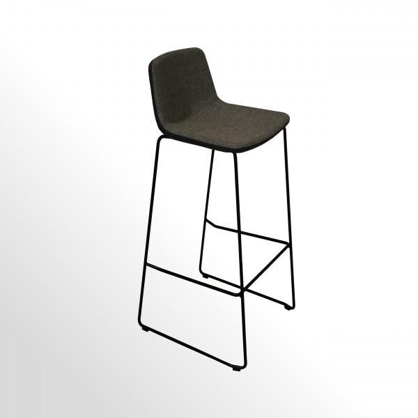 Günstiger Barhocker - Loungestuhl für den Empfangs- oder Loungebereich