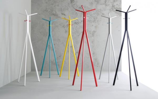 Moderner Design-Garderobenständer - div. Farben! - frei konfigurierbar!