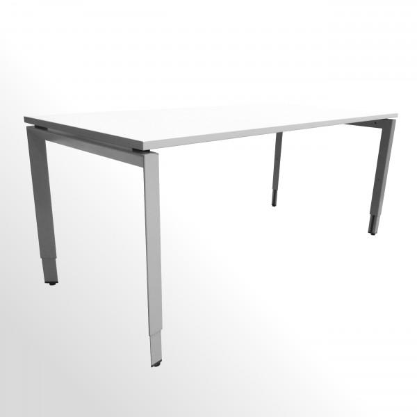 Günstiger Schreibtisch | 1800x800 mm | höheneinstellbar | mit neuer Arbeitsplatte
