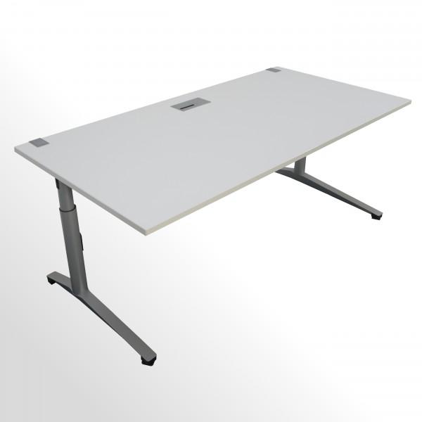 Der Preiskracher | Gebrauchter Steelcase Schreibtisch | 1800 x 900 mm