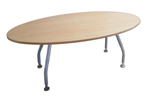 Gebrauchter Steelcase Besprechungs- und Konferenztisch