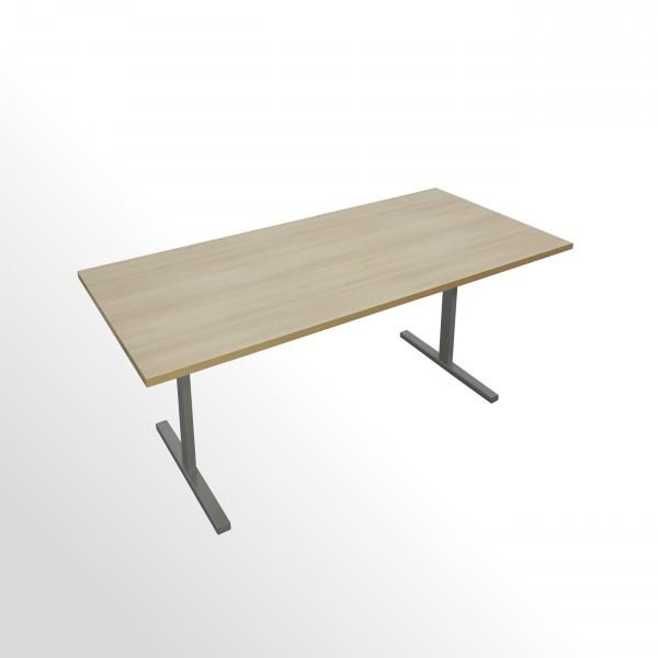 Besprechungs- und Konferenztisch - Akazie Dekor - B 2240 x T 1040 mm