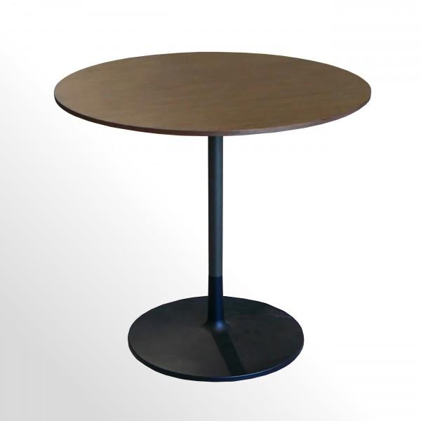 Günstiger Besuchertisch - Loungetisch - Edelfunier Wenge classic