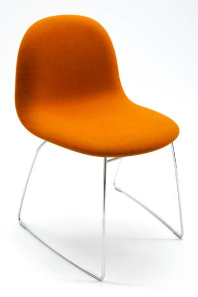 Gebrauchter Gubi 3D-Chair - Besucherstuhl. by Komplot Design (2003)