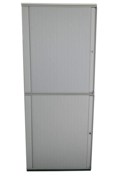Gebrauchter Bene Rollladenschrank - Aktenschrank - 2-teilig - 6 OH
