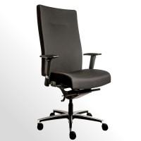 XL Bürodrehstuhl - Managerstuhl - Chefsessel bis 180kg belastbar