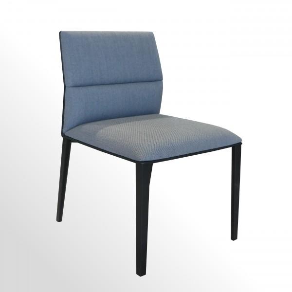 Günstiger Lounge-Polsterstuhl - Besucherstuhl