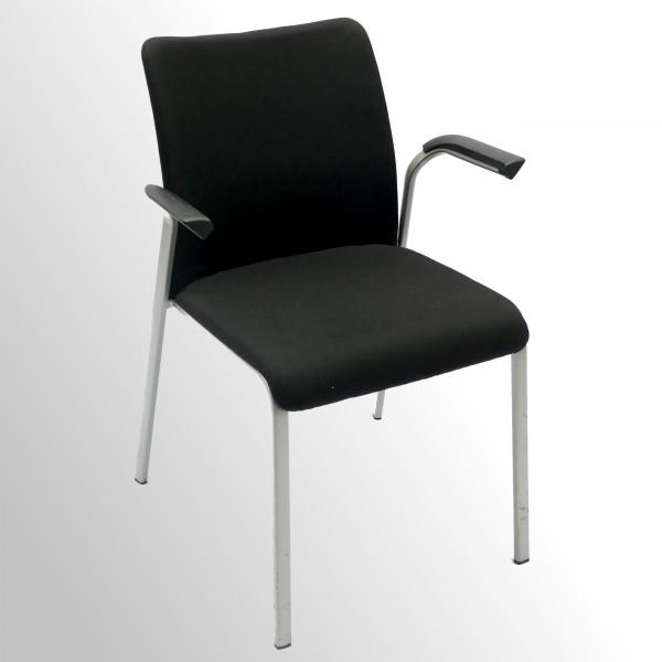 Gebrauchter Steelcase Eastside Besucher- und Konferenzstuhl