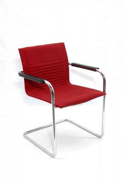 Gebrauchter ArtCollection Design-Besucher- und Konferenzstuhl
