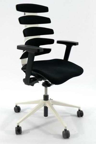 ++Sonderpreis++ Günstiger SITAG SITAGWAVE Bürodrehstuhl - Stoff schwarz