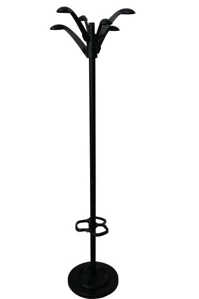 Günstiger, gebrauchter Unilux Garderobenständer - schwarz