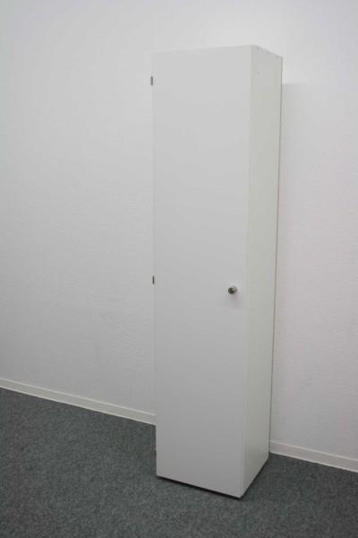Günstiger, gebrauchter Aktenschrank - Flügeltürenschrank - Tür links angeschlagen