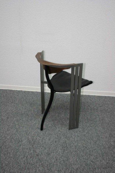 Armlehnstuhl Modell Ota Otanek, Design von Borek Sipek, Entwurf von 1988, für Vitra Design Museum