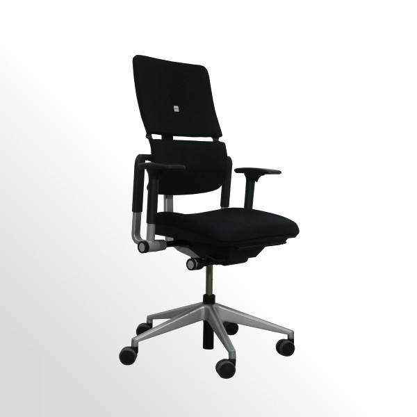 Gebrauchter Steelcase Please II Bürodrehstuhl mit Armlehnen