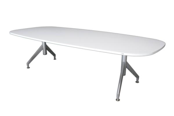 Günstiger Besprechungstisch- und Konferenztisch - 2750x1200 mm