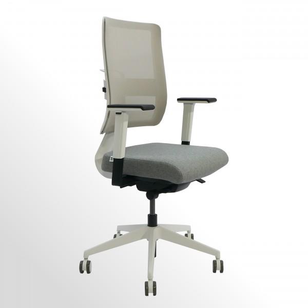Ergonomischer Bürodrehstuhl mit Netzrücken   Perfekt für dynamisches 3D-Sitzen