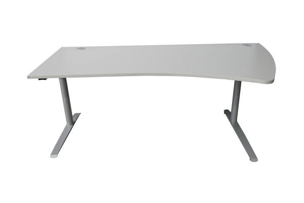 Gebrauchter FM Büromöbel Schreibtisch - Freiformtisch