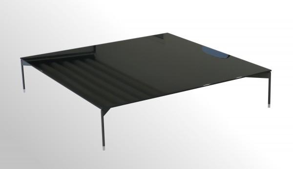 Günstiger Loungetisch - Glas-Beistelltisch