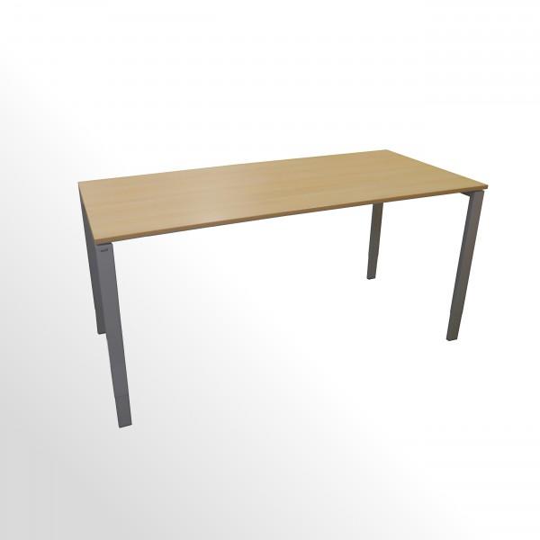 Gebrauchter Bene Schreibtisch - Eiche Dekor - 1800x800 mm
