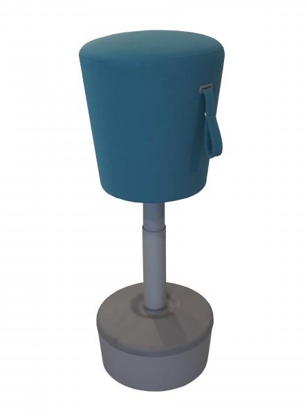 Günstige Stehhilfe - Sitzhocker - flexibel und höhenverstellbar!