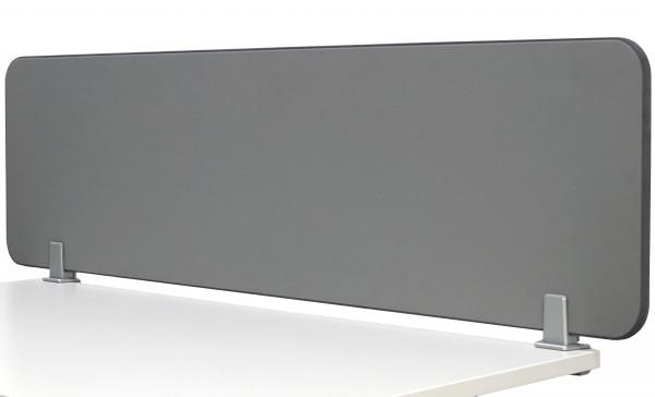 Gebrauchte Steelcase Divisio Tischtrennwand mit Akustikeigenschaften