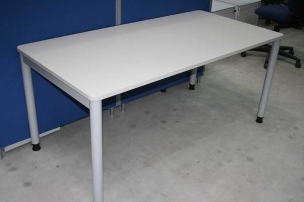 Günstiger, gebrauchter Steelcase Schreibtisch - Einzelstück-Sonderpreis!