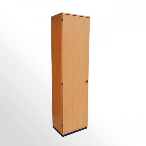 Gebrauchter Werndl Garderobenschrank - Buche Dekor - Türanschlag links - 600 mm