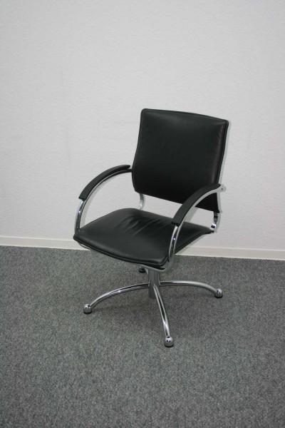 Gebrauchter Thonet Besucherstuhl - Konferenzstuhl