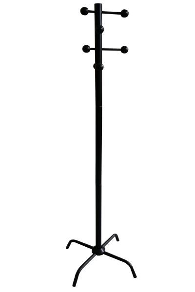 Gebrauchter Garderobenständer - Schwarz - **Sonderpreis**
