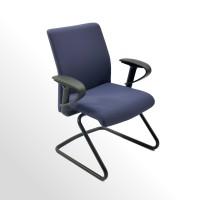Gebrauchter Girsberger Besucher- und Konferenzstuhl mit Armlehnen ***SONDERPREIS***