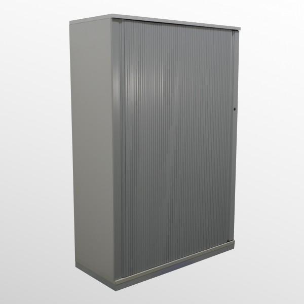 Günstiger Steelcase Rollladenschrank - Aktenschrank - 4 Ordnerhöhen - B 1000 mm
