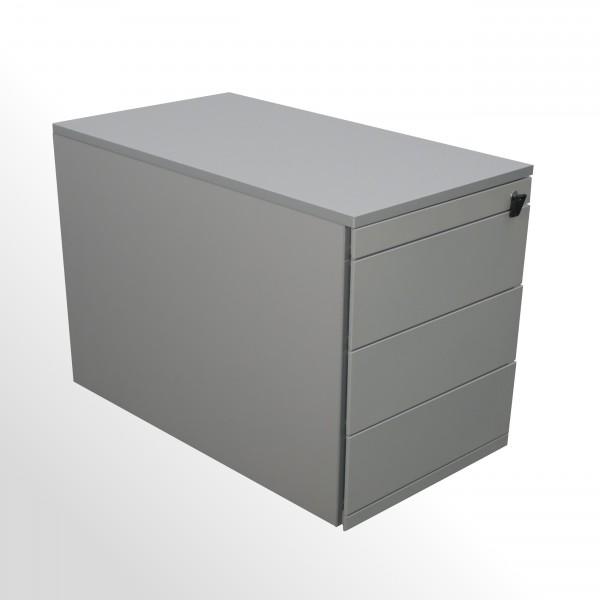 Gebrauchter Steelcase Rollcontainer mit hochwertiger Stahlfront